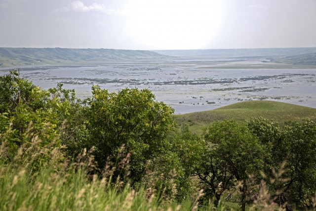 Flooding in the Qu'Appelle Valley, Saskatchewan – July 2014