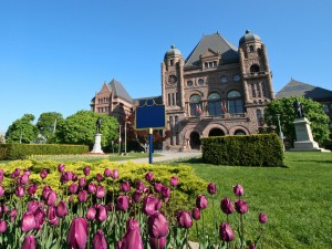 Ducks Unlimited Canada recently held its sixth annual DUC Day at Queen's Park.